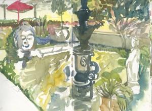 cuckoo garden, coomb, vancouverisland
