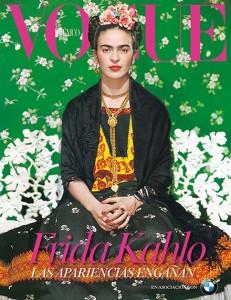 Vogue cover, supplement November 2012