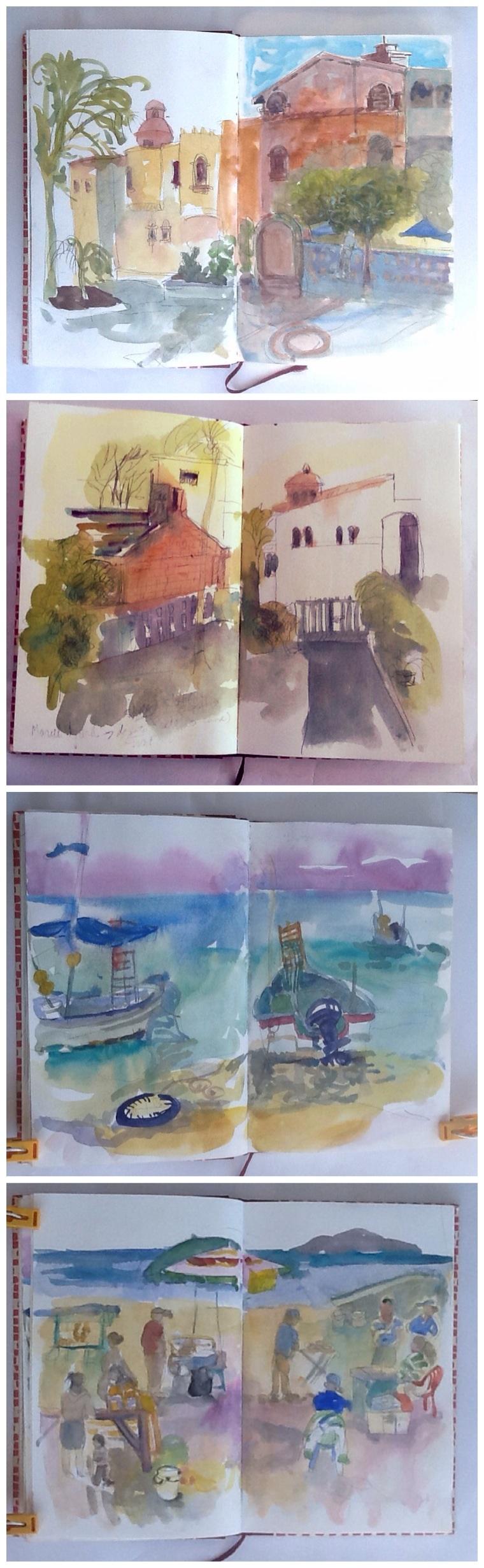 My sketchbook mx 2014