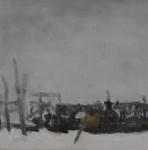 J. A. Robichaud, oil, 2014