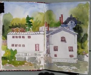 Moulin Légaré, St. Eustache, Qc