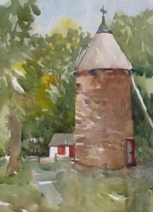 La Pointe du Moulin, Notre-Dame-de-I'île-Perrot, Qc