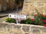 Direction to Chateau de Durtal